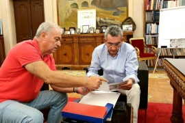Συνεργασία Χατζημάρκου με τον Πρόεδρο του ΟΑΣΠ Ευθύμη Λέκκα