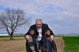 Προσφυγικός καταυλισμός Ειδομένης - Αποστολή ΕΚΠΑ