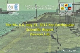 Newsletter of Environmental Disasters and Crises Management Strategies (EDCM)