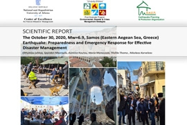 Scientific Report: The October 30, 2020, Mw=6.9, Samos (Eastern Aegean Sea, Greece) EQ: Preparedness and Emergency Response for Effective Disaster Management