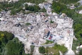 Σεισμός Amatrice 2016 - Αποστολή του Εθνικού & Καποδιστριακού Πανεπιστημίου Αθηνών