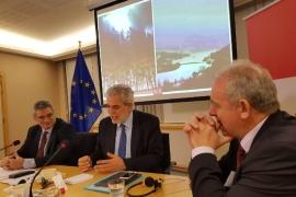 Συμμετοχή του ΕΚΠΑ σε Εκδήλωση με Θέμα την Πολιτική Προστασία στο Ευρωκοινοβούλιο