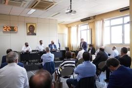 Σε σύσκεψη υπό τον Πρωθυπουργό για την Kαταστροφή στην Καρδίτσα